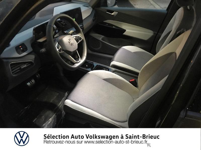 Photo 6 de l'offre de VOLKSWAGEN ID.3 204ch Tech à 42990€ chez Sélection Auto - Volkswagen Saint Brieuc