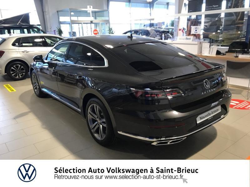 Photo 2 de l'offre de VOLKSWAGEN Arteon 2.0 tdi 150 cv EVO dsg RLINE à 42990€ chez Sélection Auto - Volkswagen Saint Brieuc