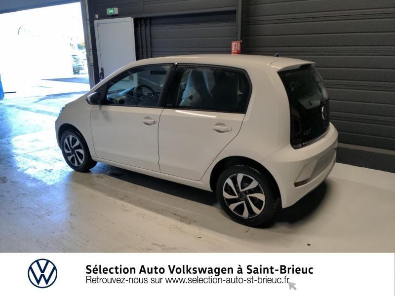Photo 3 de l'offre de VOLKSWAGEN up! 1.0 65ch BlueMotion Technology Active 5p à 12990€ chez Sélection Auto - Volkswagen Saint Brieuc