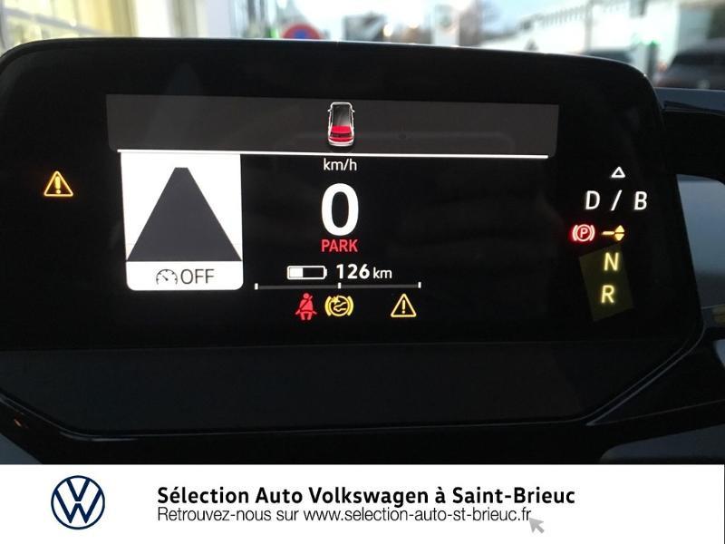 Photo 8 de l'offre de VOLKSWAGEN ID.3 204ch Tech à 42990€ chez Sélection Auto - Volkswagen Saint Brieuc