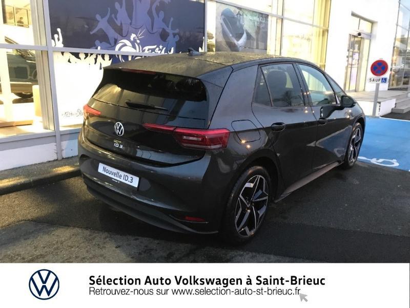 Photo 2 de l'offre de VOLKSWAGEN ID.3 204ch Tech à 42990€ chez Sélection Auto - Volkswagen Saint Brieuc