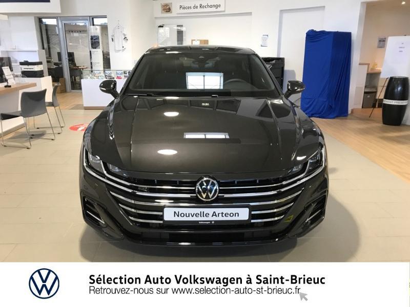 Photo 3 de l'offre de VOLKSWAGEN Arteon 2.0 tdi 150 cv EVO dsg RLINE à 42990€ chez Sélection Auto - Volkswagen Saint Brieuc