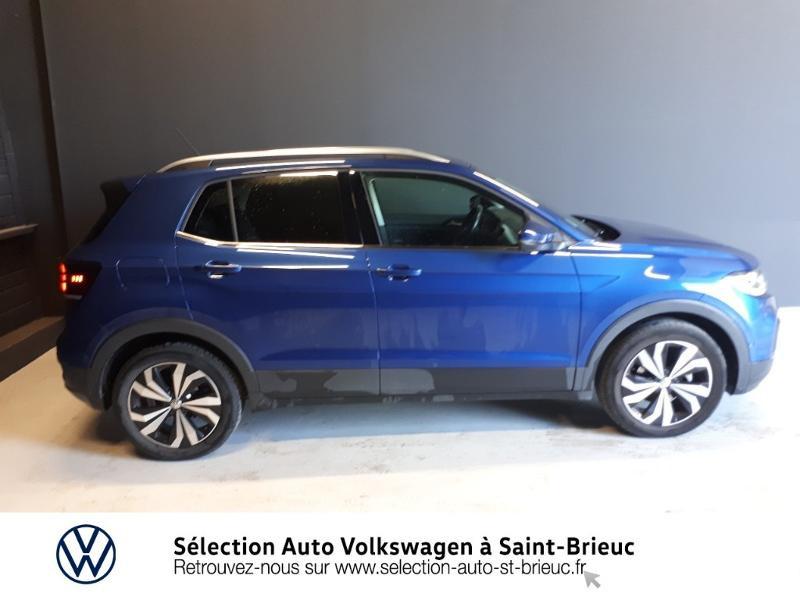 Photo 2 de l'offre de VOLKSWAGEN T-Cross 1.0 TSI 115ch Carat DSG7 à 23590€ chez Sélection Auto - Volkswagen Saint Brieuc