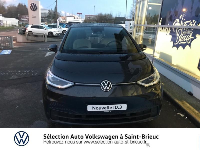 Photo 3 de l'offre de VOLKSWAGEN ID.3 204ch Tech à 42990€ chez Sélection Auto - Volkswagen Saint Brieuc