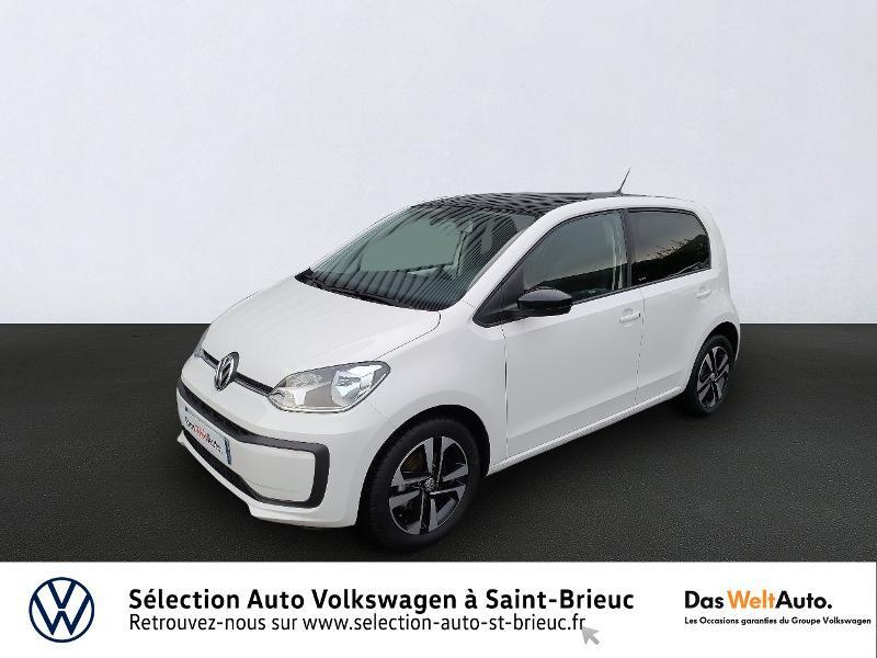 Photo 1 de l'offre de VOLKSWAGEN up! 1.0 60ch BlueMotion Technology Move up! 5p Euro6d-T à 9990€ chez Sélection Auto - Volkswagen Saint Brieuc