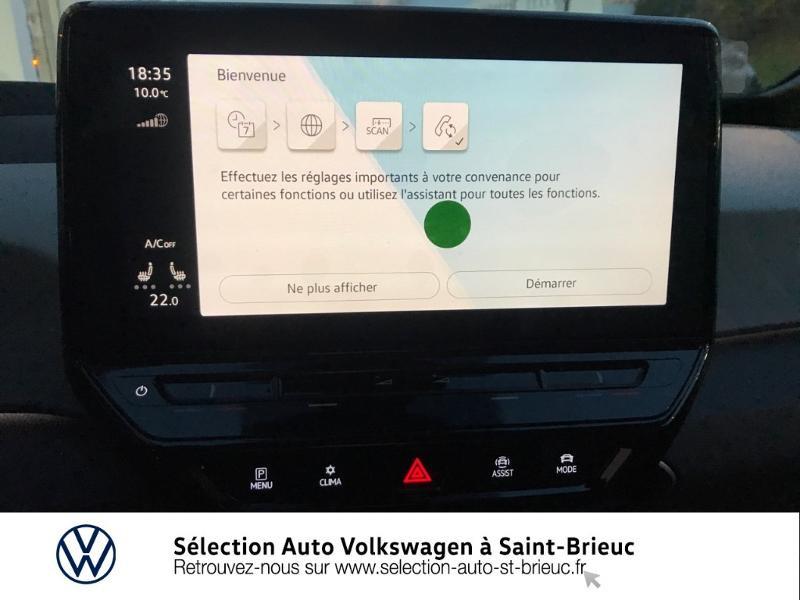Photo 7 de l'offre de VOLKSWAGEN ID.3 204ch Tech à 42990€ chez Sélection Auto - Volkswagen Saint Brieuc