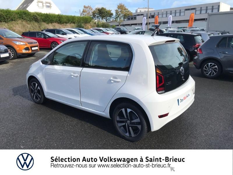 Photo 3 de l'offre de VOLKSWAGEN up! 1.0 60ch BlueMotion Technology IQ.Drive 5p Euro6d-T à 9990€ chez Sélection Auto - Volkswagen Saint Brieuc