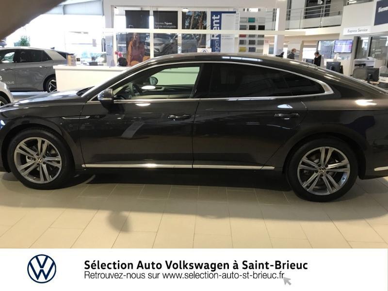 Photo 18 de l'offre de VOLKSWAGEN Arteon 2.0 tdi 150 cv EVO dsg RLINE à 42990€ chez Sélection Auto - Volkswagen Saint Brieuc