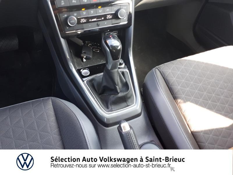 Photo 10 de l'offre de VOLKSWAGEN T-Cross 1.0 TSI 115ch Carat DSG7 à 23590€ chez Sélection Auto - Volkswagen Saint Brieuc