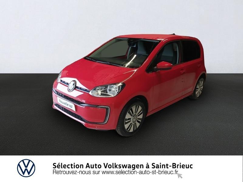 Volkswagen e-up! Electrique 83ch Electrique ROUGE TORNADO Occasion à vendre