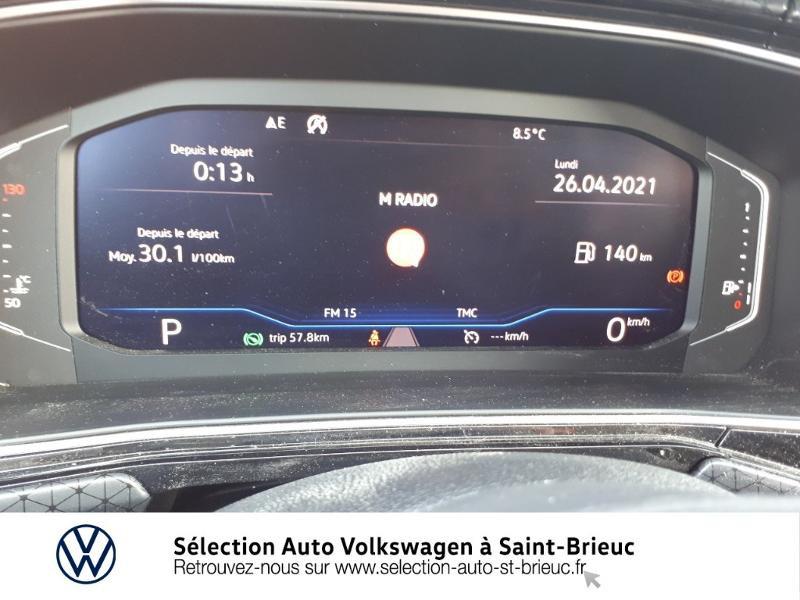 Photo 9 de l'offre de VOLKSWAGEN T-Cross 1.0 TSI 115ch Carat DSG7 à 23590€ chez Sélection Auto - Volkswagen Saint Brieuc