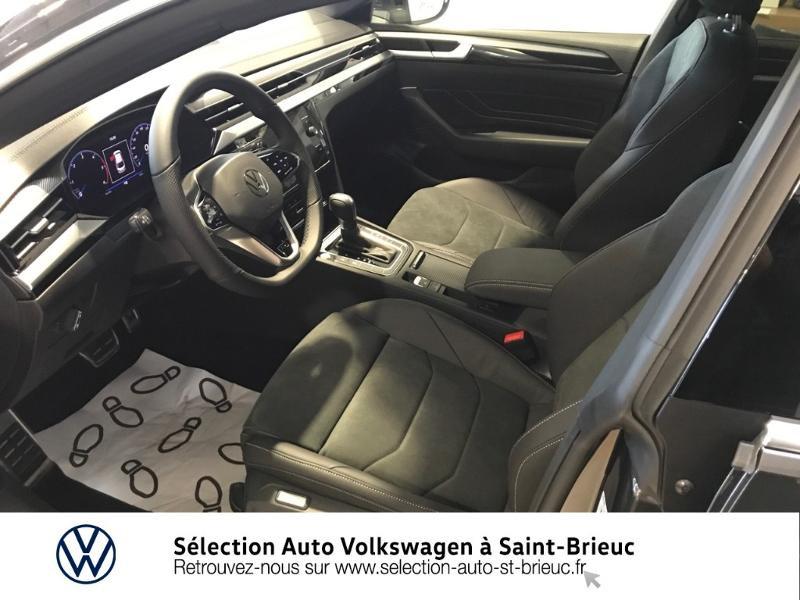 Photo 5 de l'offre de VOLKSWAGEN Arteon 2.0 tdi 150 cv EVO dsg RLINE à 42990€ chez Sélection Auto - Volkswagen Saint Brieuc
