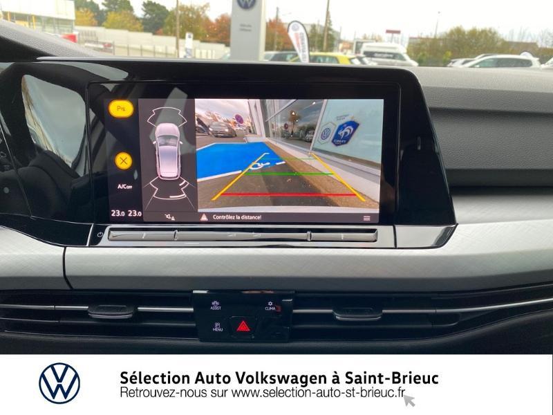 Photo 7 de l'offre de VOLKSWAGEN Golf 2.0 TDI SCR 115ch Life 1st à 24990€ chez Sélection Auto - Volkswagen Saint Brieuc