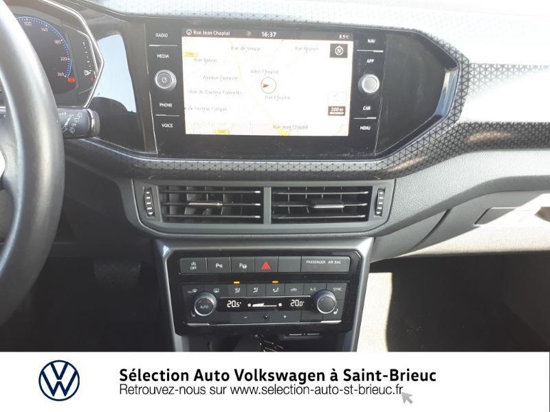Photo 8 de l'offre de VOLKSWAGEN T-Cross 1.0 TSI 115ch Carat DSG7 à 23590€ chez Sélection Auto - Volkswagen Saint Brieuc