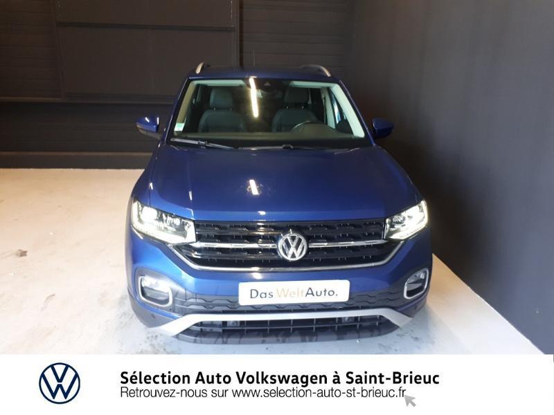Photo 5 de l'offre de VOLKSWAGEN T-Cross 1.0 TSI 115ch Carat DSG7 à 23590€ chez Sélection Auto - Volkswagen Saint Brieuc