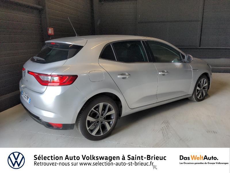 Photo 3 de l'offre de RENAULT Megane 1.6 dCi 130ch energy Intens à 14990€ chez Sélection Auto - Volkswagen Saint Brieuc