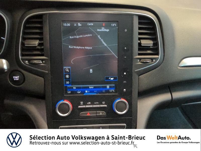 Photo 8 de l'offre de RENAULT Megane 1.6 dCi 130ch energy Intens à 14990€ chez Sélection Auto - Volkswagen Saint Brieuc