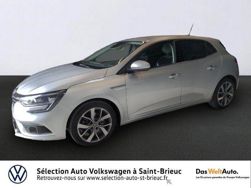 Photo 1 de l'offre de RENAULT Megane 1.6 dCi 130ch energy Intens à 14990€ chez Sélection Auto - Volkswagen Saint Brieuc