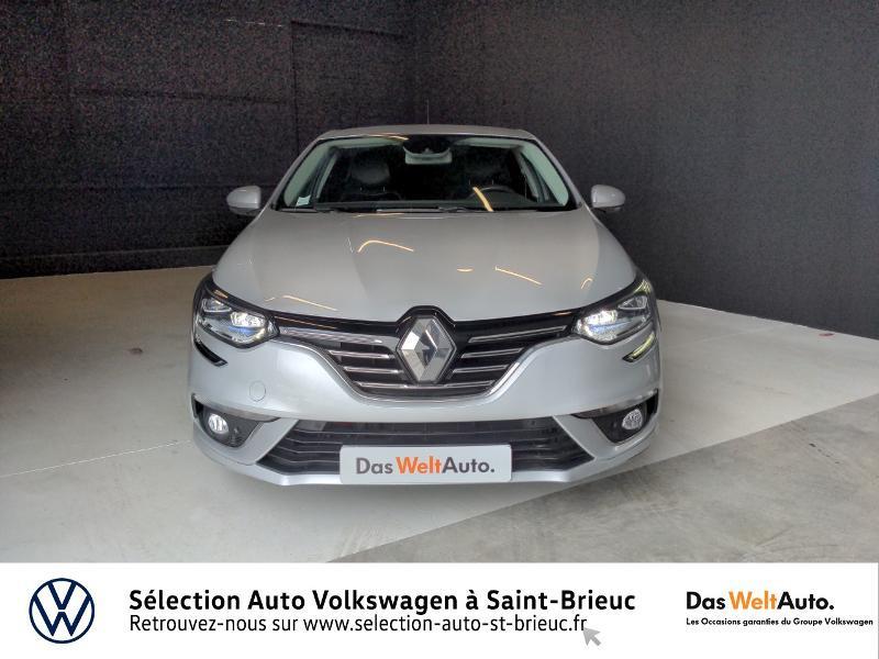 Photo 2 de l'offre de RENAULT Megane 1.6 dCi 130ch energy Intens à 14990€ chez Sélection Auto - Volkswagen Saint Brieuc