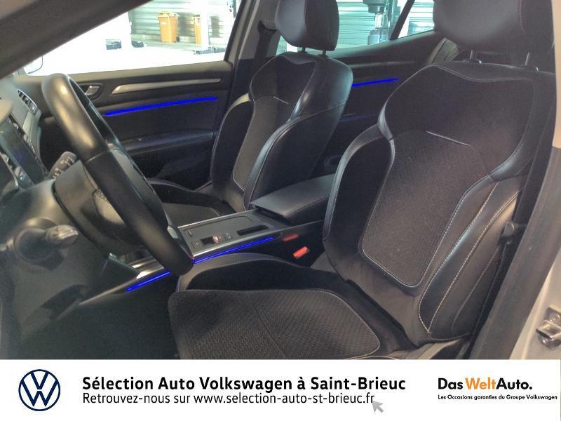 Photo 11 de l'offre de RENAULT Megane 1.6 dCi 130ch energy Intens à 14990€ chez Sélection Auto - Volkswagen Saint Brieuc