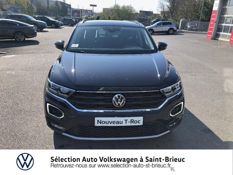 Photo 4 de l'offre de VOLKSWAGEN T-Roc 2.0 TDI 115ch Active S&S à 28990€ chez Sélection Auto - Volkswagen Saint Brieuc