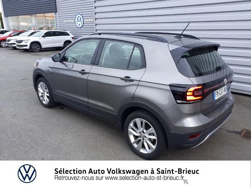 Photo 3 de l'offre de VOLKSWAGEN T-Cross 1.0 TSI 115ch Lounge à 17990€ chez Sélection Auto - Volkswagen Saint Brieuc