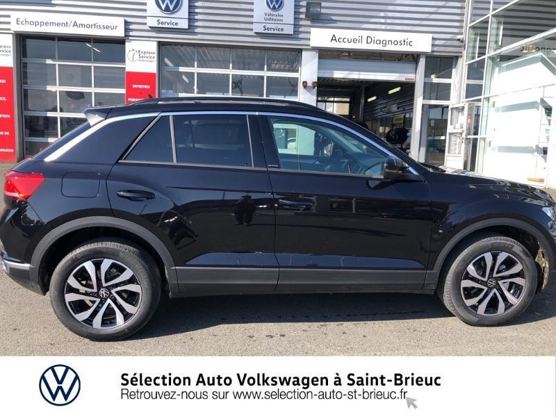 Photo 3 de l'offre de VOLKSWAGEN T-Roc 2.0 TDI 115ch Active S&S à 28990€ chez Sélection Auto - Volkswagen Saint Brieuc