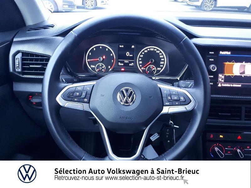 Photo 7 de l'offre de VOLKSWAGEN T-Cross 1.0 TSI 115ch Lounge à 17990€ chez Sélection Auto - Volkswagen Saint Brieuc