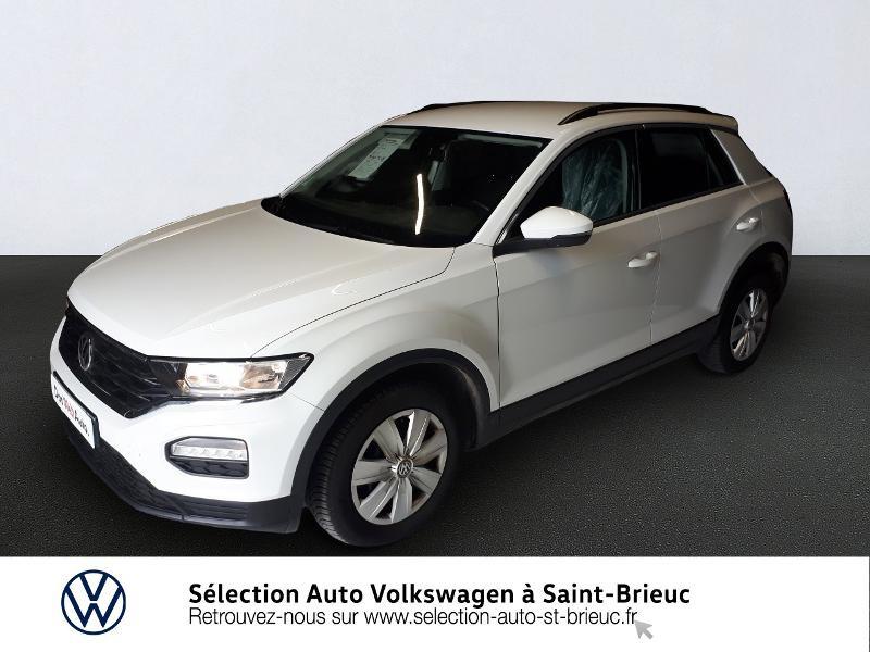 Volkswagen T-Roc 1.0 TSI 115ch T-Roc Essence BLANC PUR Occasion à vendre