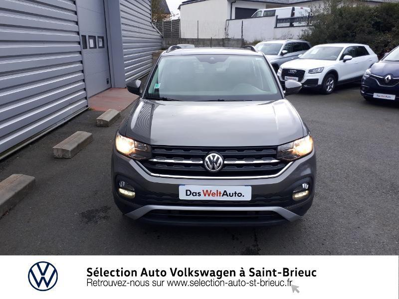 Photo 5 de l'offre de VOLKSWAGEN T-Cross 1.0 TSI 115ch Lounge à 17990€ chez Sélection Auto - Volkswagen Saint Brieuc