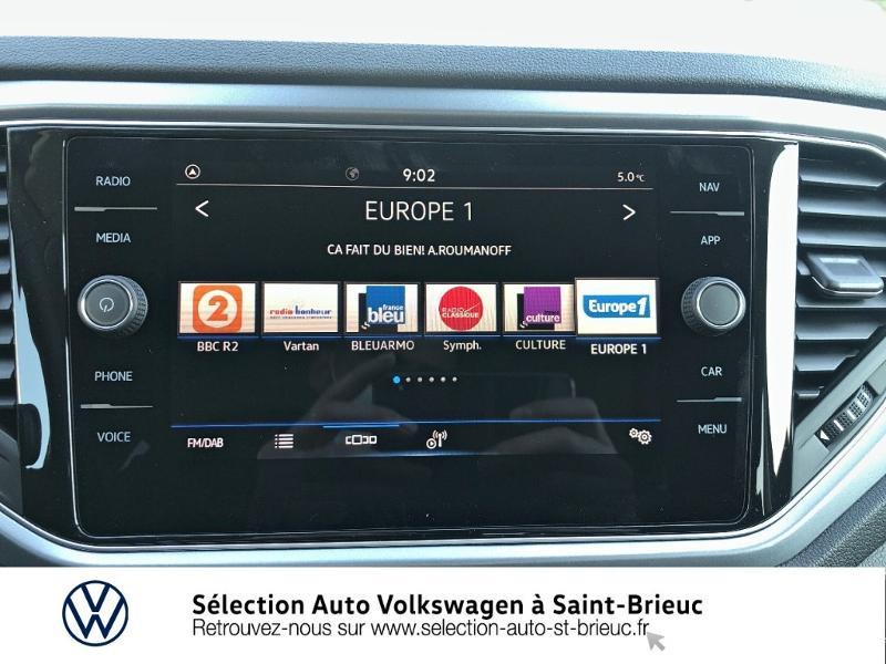 Photo 7 de l'offre de VOLKSWAGEN T-Roc 2.0 TDI 115ch Active S&S à 28990€ chez Sélection Auto - Volkswagen Saint Brieuc