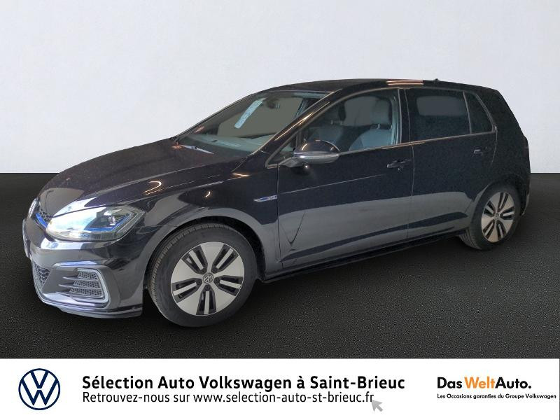 Volkswagen Golf 1.4 TSI 204ch GTE DSG7 5p Hybride NOIR INTENSE NACRE Occasion à vendre