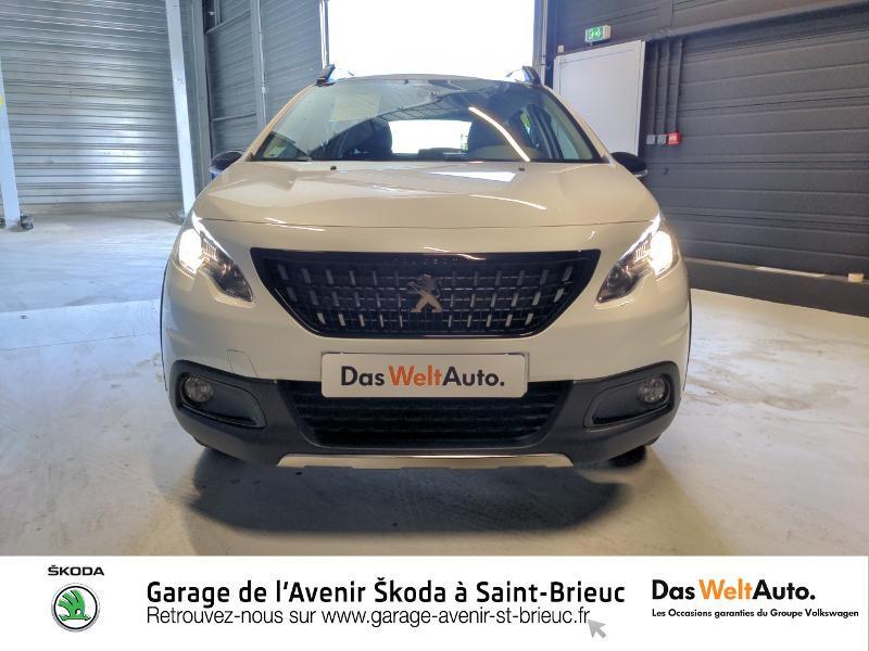 Photo 5 de l'offre de PEUGEOT 2008 1.2 PureTech 130ch E6.c GT Line S&S à 17490€ chez Sélection Auto - Volkswagen Saint Brieuc