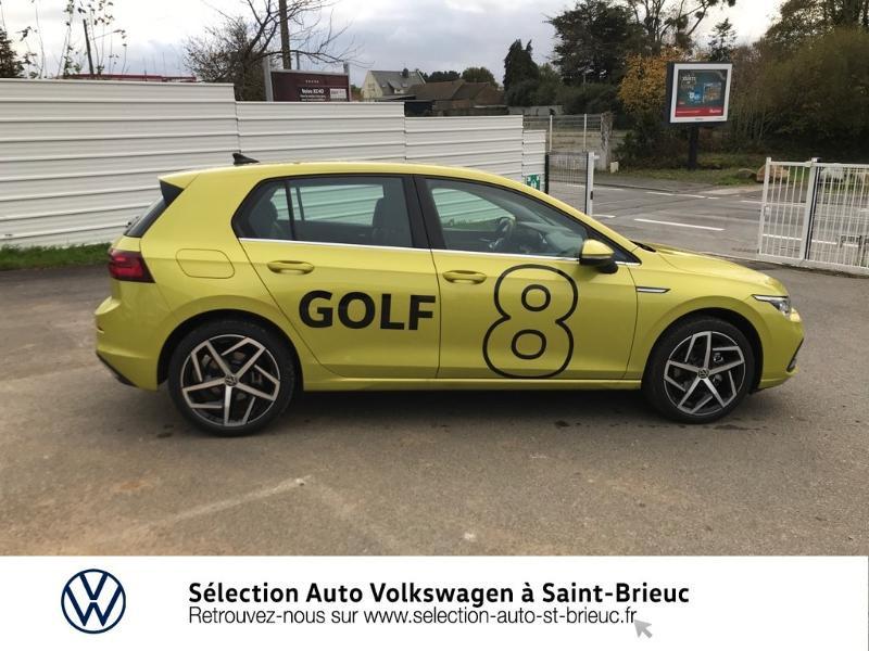 Photo 16 de l'offre de VOLKSWAGEN Golf 1.5 eTSI OPF 150ch Style 1st DSG7 à 25990€ chez Sélection Auto - Volkswagen Saint Brieuc