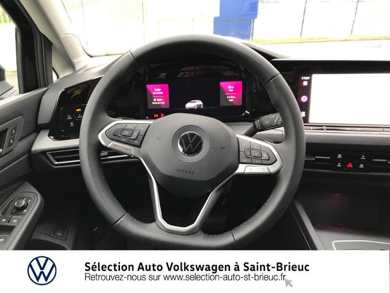 Photo 6 de l'offre de VOLKSWAGEN Golf 1.4 eHybrid OPF 204ch Style 1st DSG6 à 32990€ chez Sélection Auto - Volkswagen Saint Brieuc