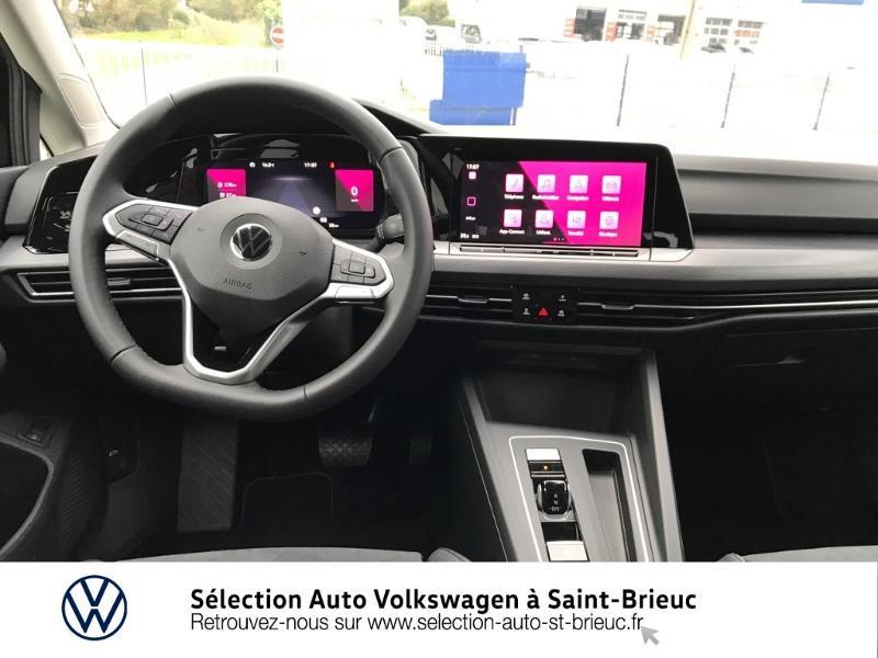 Photo 5 de l'offre de VOLKSWAGEN Golf 1.4 eHybrid OPF 204ch Style 1st DSG6 à 32990€ chez Sélection Auto - Volkswagen Saint Brieuc