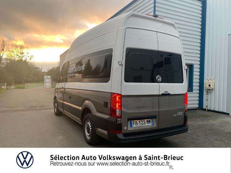 Photo 3 de l'offre de VOLKSWAGEN Grand california 600 à 59990€ chez Sélection Auto - Volkswagen Saint Brieuc