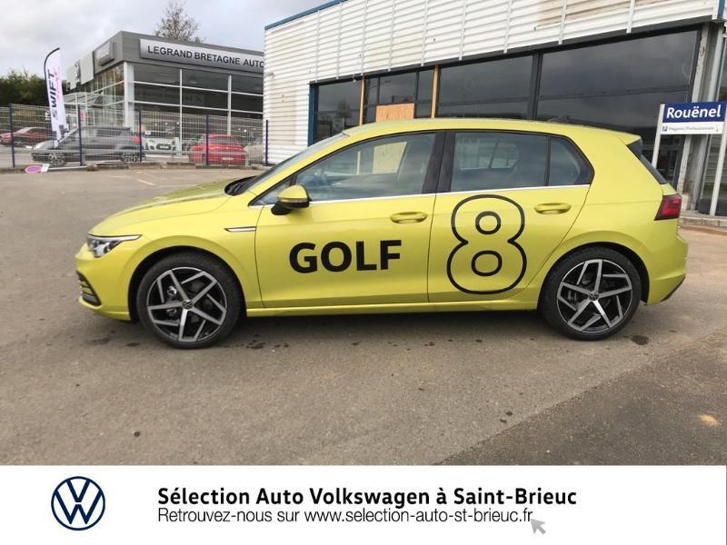 Photo 4 de l'offre de VOLKSWAGEN Golf 1.5 eTSI OPF 150ch Style 1st DSG7 à 25990€ chez Sélection Auto - Volkswagen Saint Brieuc