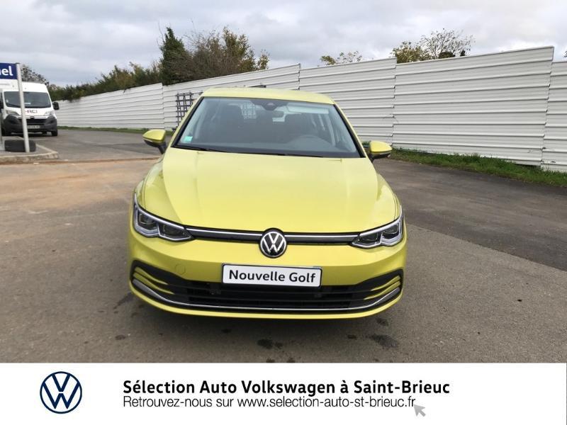 Photo 3 de l'offre de VOLKSWAGEN Golf 1.5 eTSI OPF 150ch Style 1st DSG7 à 25990€ chez Sélection Auto - Volkswagen Saint Brieuc