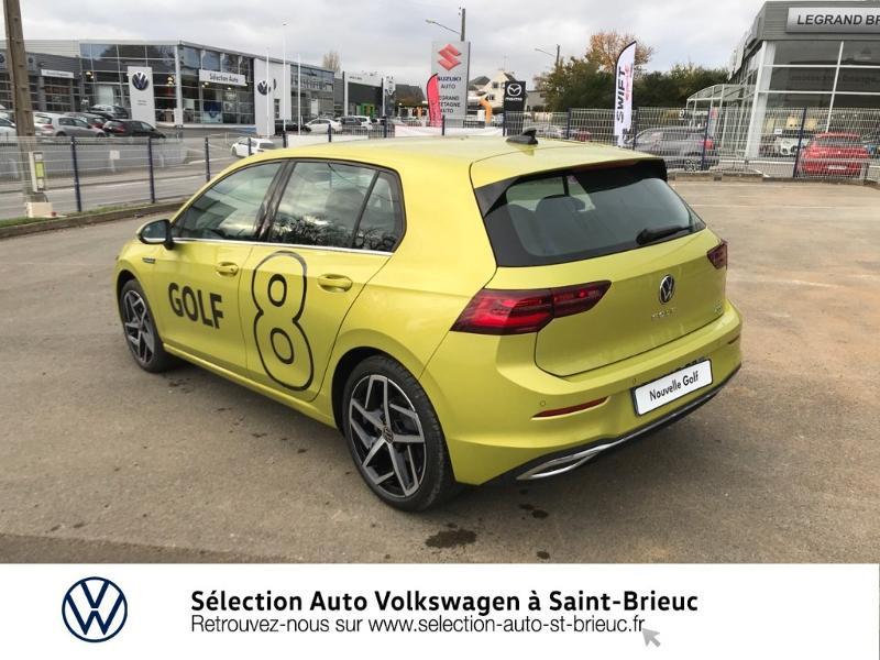 Photo 2 de l'offre de VOLKSWAGEN Golf 1.5 eTSI OPF 150ch Style 1st DSG7 à 25990€ chez Sélection Auto - Volkswagen Saint Brieuc