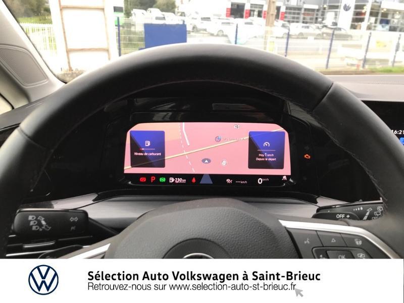 Photo 8 de l'offre de VOLKSWAGEN Golf 1.5 eTSI OPF 150ch Style 1st DSG7 à 25990€ chez Sélection Auto - Volkswagen Saint Brieuc