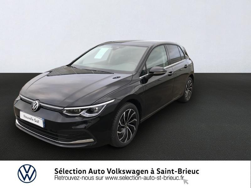 Photo 1 de l'offre de VOLKSWAGEN Golf 1.4 eHybrid OPF 204ch Style 1st DSG6 à 32990€ chez Sélection Auto - Volkswagen Saint Brieuc