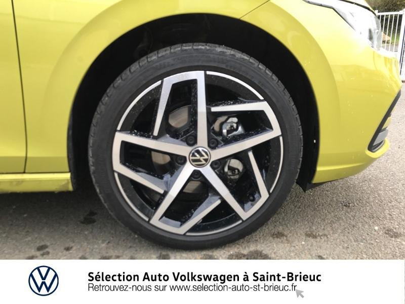 Photo 13 de l'offre de VOLKSWAGEN Golf 1.5 eTSI OPF 150ch Style 1st DSG7 à 25990€ chez Sélection Auto - Volkswagen Saint Brieuc