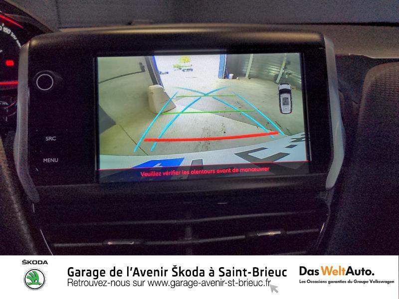 Photo 19 de l'offre de PEUGEOT 2008 1.2 PureTech 130ch E6.c GT Line S&S à 17490€ chez Sélection Auto - Volkswagen Saint Brieuc