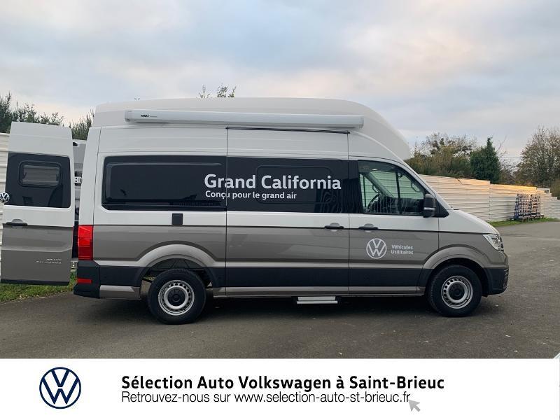 Photo 4 de l'offre de VOLKSWAGEN Grand california 600 à 59990€ chez Sélection Auto - Volkswagen Saint Brieuc