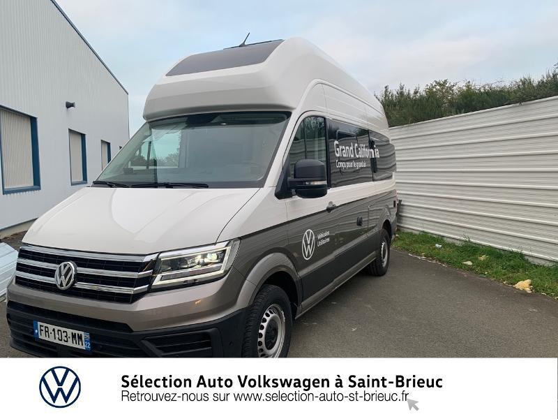 Photo 21 de l'offre de VOLKSWAGEN Grand california 600 à 59990€ chez Sélection Auto - Volkswagen Saint Brieuc