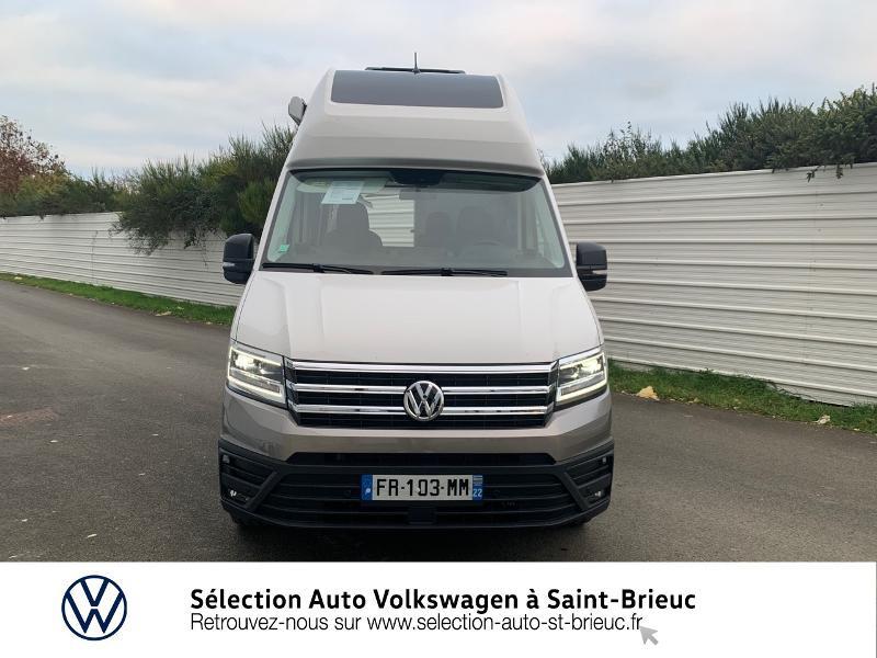 Photo 5 de l'offre de VOLKSWAGEN Grand california 600 à 59990€ chez Sélection Auto - Volkswagen Saint Brieuc