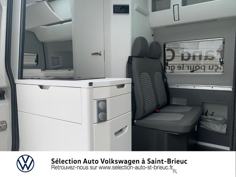 Photo 11 de l'offre de VOLKSWAGEN Grand california 600 à 59990€ chez Sélection Auto - Volkswagen Saint Brieuc