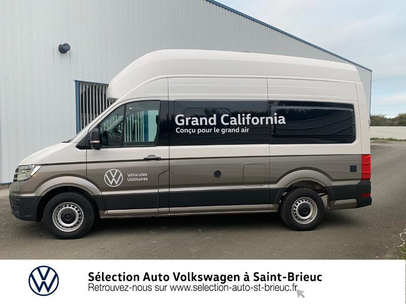 Photo 2 de l'offre de VOLKSWAGEN Grand california 600 à 59990€ chez Sélection Auto - Volkswagen Saint Brieuc