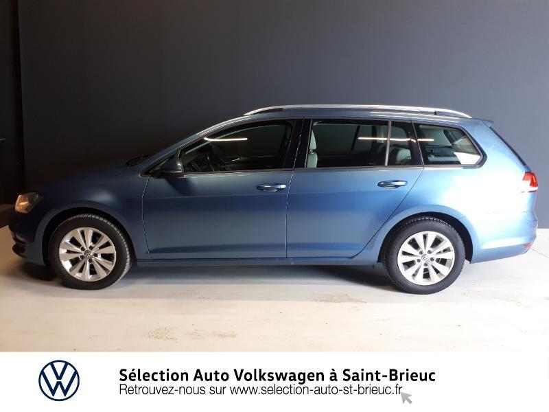 Photo 4 de l'offre de VOLKSWAGEN Golf SW 1.2 TSI 105ch BlueMotion Technology Confortline DSG7 à 11990€ chez Sélection Auto - Volkswagen Saint Brieuc